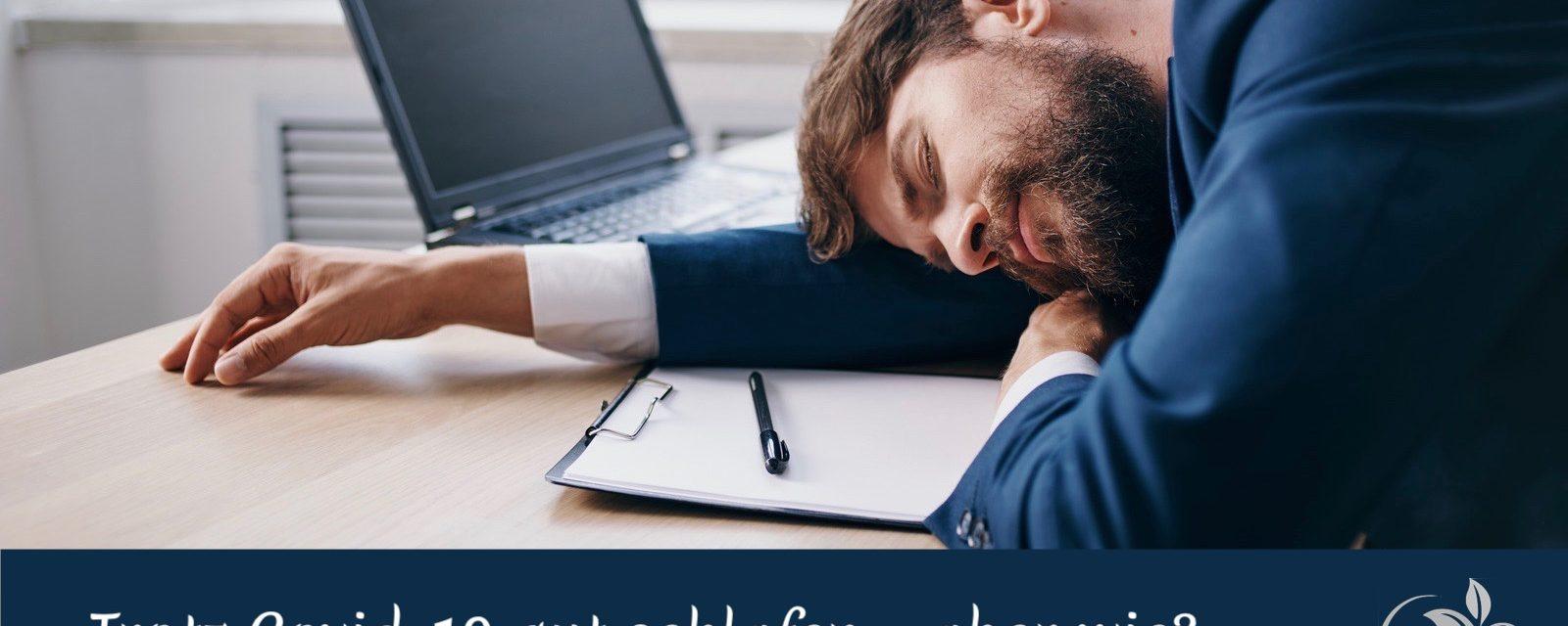 Trotz Covid-19 gut schlafen – aber wie?